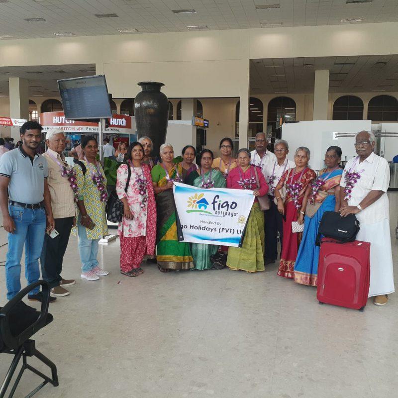 indian senior travel in sri lanka