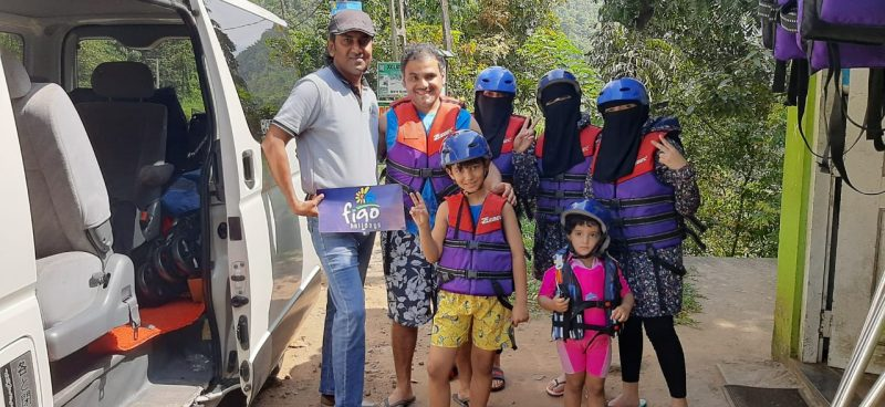 Niqab Friendly Tours in Sri Lanka